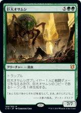 巨大オサムシ/Giant Adephage 【日本語版】 [C19-緑MR]
