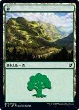 森/Forest No.300 【日本語版】 [C19-土地C]