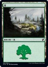 森/Forest No.301 【日本語版】 [C19-土地C]《状態:NM》