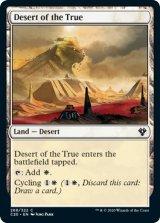 信義の砂漠/Desert of the True 【英語版】 [C20-土地C]