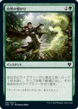 自然の繋がり/Natural Connection 【日本語版】 [C20-緑C]