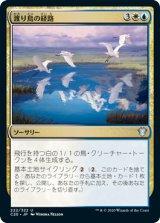 渡り鳥の経路/Migratory Route 【日本語版】 [C20-金U]