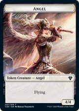 Angel & Elemental No.10 【英語版】 [C20-トークン]