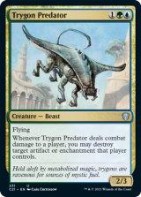 三角エイの捕食者/Trygon Predator 【英語版】 [C21-金U]