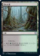 汚れた森/Tainted Wood 【日本語版】 [C21-土地U]