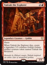 探検家タクタク/Tuktuk the Explorer 【英語版】 [CM2-赤R]