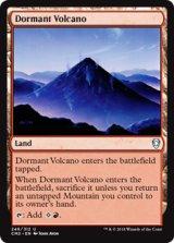 休火山/Dormant Volcano 【英語版】 [CM2-土地U]