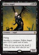 堕天使/Fallen Angel 【英語版】 [CMA-黒R]