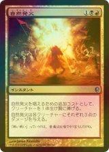 [FOIL]自然発火/Spontaneous Combustion 【日本語版】 [CNS-金U]