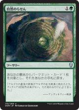 自然のらせん/Nature's Spiral 【日本語版】  [DOM-緑U]《状態:NM》