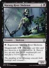 マラング川の骸骨/Marang River Skeleton 【英語版】 [DTK-黒U]