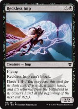 無謀なインプ/Reckless Imp 【英語版】 [DTK-黒C]
