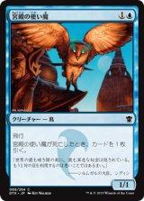 宮殿の使い魔/Palace Familiar 【日本語版】 [DTK-青C]