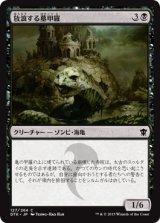 放浪する墓甲羅/Wandering Tombshell 【日本語版】 [DTK-黒C]