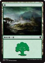 森/Forest No.263【日本語版】 [DTK-土地]