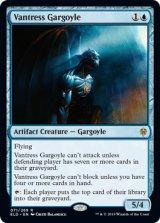 ヴァントレスのガーゴイル/Vantress Gargoyle 【英語版】 [ELD-青R]《状態:NM》