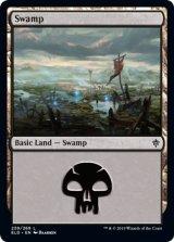 沼/Swamp No.259 【英語版】 [ELD-土地C]《状態:NM》