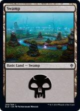 沼/Swamp No.260 【英語版】 [ELD-土地C]《状態:NM》