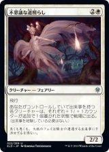不思議な道照らし/Mysterious Pathlighter 【日本語版】 [ELD-白U]