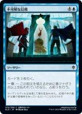 不可解な幻視/Unexplained Vision 【日本語版】 [ELD-青C]