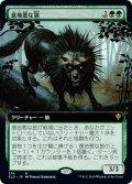 意地悪な狼/Wicked Wolf (拡張アート版) 【日本語版】 [ELD-緑R]《状態:NM》