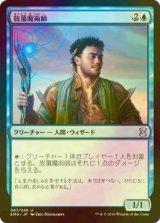 [FOIL] 放蕩魔術師/Prodigal Sorcerer 【日本語版】 [EMA-青U]