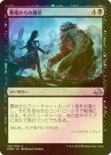 [FOIL] 墓場からの復活/Rise from the Grave 【日本語版】[EMN-黒U]