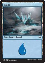 島/Island No.179 【英語版】 [FRF-土地]