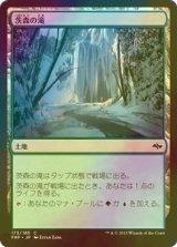 [FOIL] 茨森の滝/Thornwood Falls 【日本語版】  [FRF-土地C]