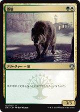 番狼/Watchwolf 【日本語版】 [GK1-金U]