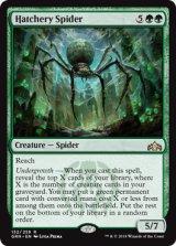 孵卵場の蜘蛛/Hatchery Spider 【英語版】  [GRN-緑R]