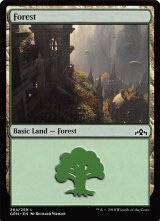 森/Forest No.264 【英語版】 [GRN-土地C]