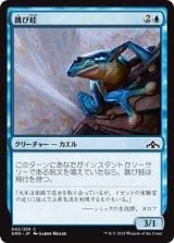 跳び蛙/Leapfrog 【日本語版】  [GRN-青C]