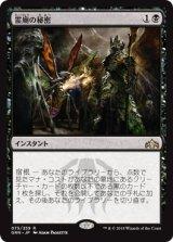 霊廟の秘密/Mausoleum Secrets 【日本語版】  [GRN-黒R]