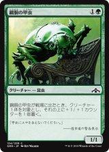 鋼胴の甲虫/Ironshell Beetle 【日本語版】  [GRN-緑C]