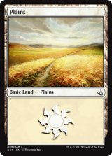 Plains 【英語版】 [GS1-茶C]