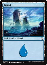 Island 【英語版】 [GS1-茶C]