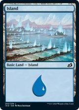 島/Island No.265 【英語版】 [IKO-土地C]《状態:NM》
