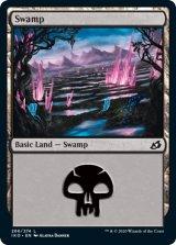 沼/Swamp No.266 【英語版】 [IKO-土地C]《状態:NM》