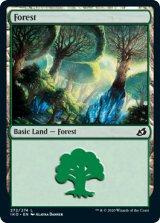 森/Forest No.272 【英語版】 [IKO-土地C]《状態:NM》