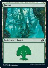 森/Forest No.273 【英語版】 [IKO-土地C]《状態:NM》