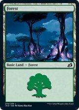 森/Forest No.274 【英語版】 [IKO-土地C]《状態:NM》