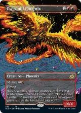 永遠羽のフェニックス/Everquill Phoenix (ショーケース版) 【英語版】 [IKO-赤R]《状態:NM》