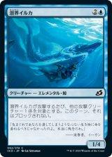 潜界イルカ/Phase Dolphin 【日本語版】 [IKO-青C]《状態:NM》