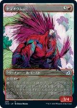 ヤマオウム/Porcuparrot (ショーケース版) 【日本語版】 [IKO-赤U]《状態:NM》