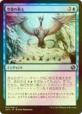 [FOIL] 空智の教え/Skywise Teachings 【日本語版】 [IMA-青U]