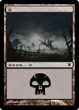 沼/Swamp No.256 【日本語版】 [ISD-土地]