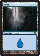 島/Island No.253 【英語版】 [ISD-土地]《状態:NM》