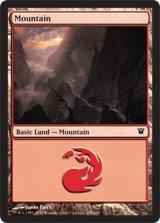 山/Mountain No.259 【英語版】 [ISD-土地]《状態:NM》