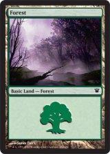 森/Forest No.262 【英語版】 [ISD-土地]《状態:NM》